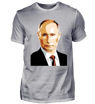 Russia Russland Putin Geschenk