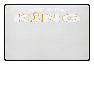 Who's The King Chess Piece