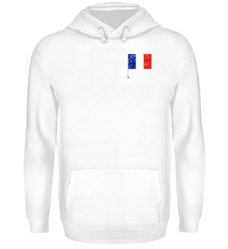 Heartbeat France French flag gift