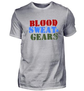 Dirtbike - Blood, Sweat, Gears