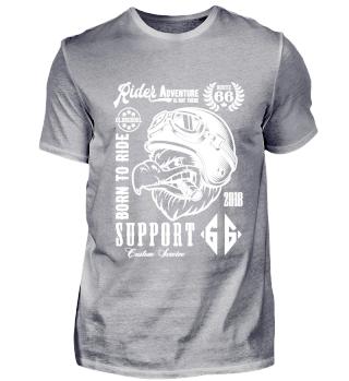 ☛ Rider · Support 66 #1.18
