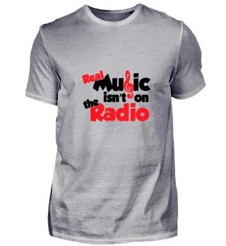 Real Music isn't on the Radio