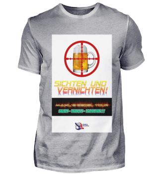 Fan - Shirt MAXL'S Beisl Tour 2