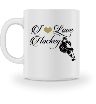 ♥ I LOVE HOCKEY #8SGT