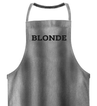 BLONDE Nippel Shirt
