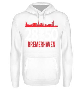 2850 Bremerhaven Hoody Black
