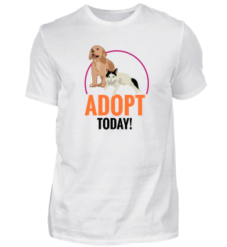 Adopt Today Black - gift idea
