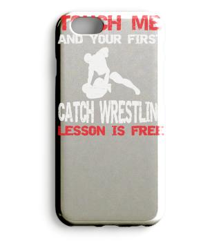 Funny Catch Wrestling Shirt Gift