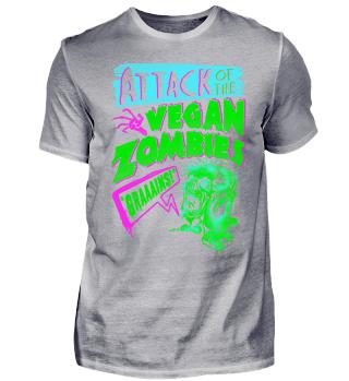Vegan Zombies Halloween Costume Gift