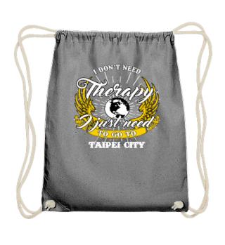 I DON'T NEED THERAPY TEIPEI CITY