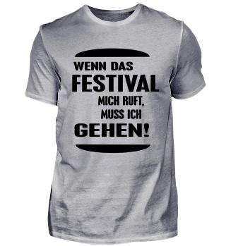 Wenn das Festival mich ruft Wacken