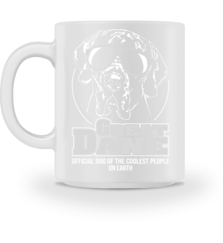 Tasse GREAT DANE coolest people