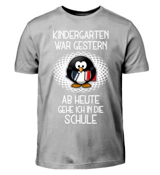 Einschulung T-Shirt Schulkind