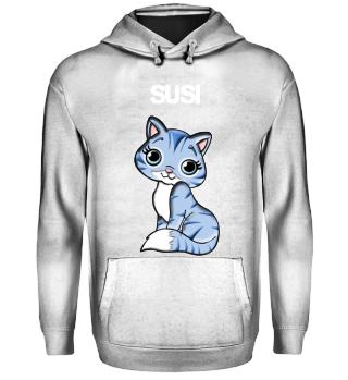 Katze Susi cat Susi