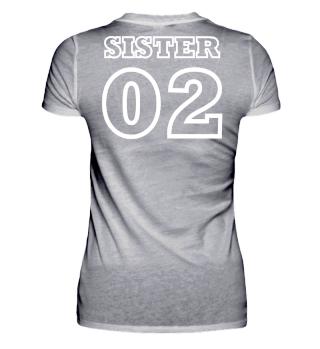 SISTER 02 | PARTNERSHIRTS