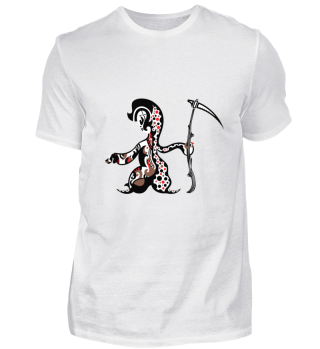 Mens Shirts- La Muerte