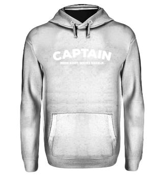CAPTAIN - MEIN BOOT. MEINE REGELN.