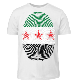 Syria Fingerprint
