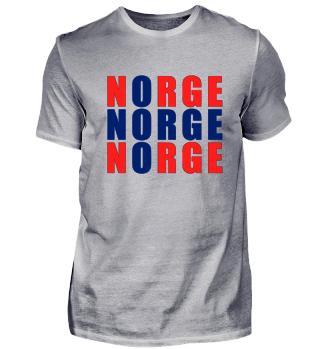 Norge Norwegen Norwegische Flagge