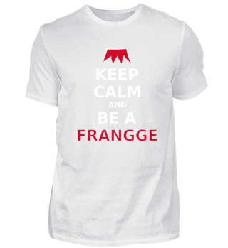 Franken Keep Calm Frangge