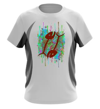★ Crazy Running Splashes - Fish Bones 2