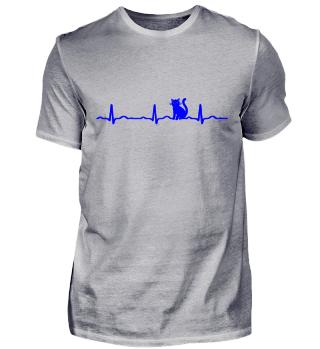 GIFT - ECG HEARTLINE CAT