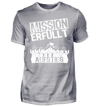 Mission erfüllt Aufstieg Sport / Verein