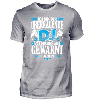Limitiert DJ Überragender DJ