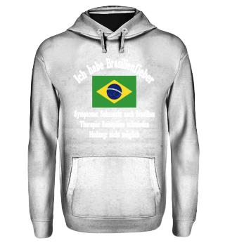 Ich habe Brasilien Fieber
