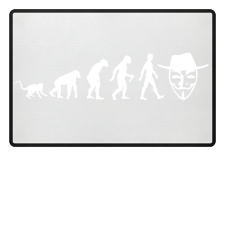 Evolution Of Humans - Anonymous II