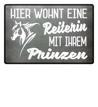REITERIN PRINZ - FUSSMATTE