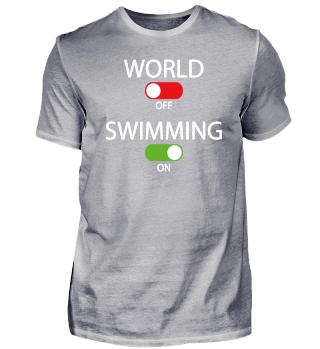 Swimming Schwimmen