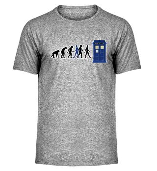 EVOLUTION Of Humans - Police Box V