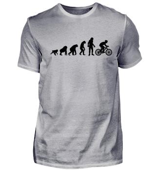Radsport Evolution Mensch Sport Geschenk