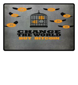 GIFT- CHANGE THE WORLD BUY BITCOIN