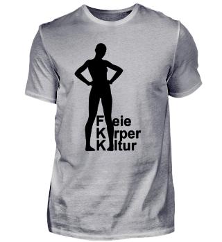 FKK-Shirt Geschenkidee