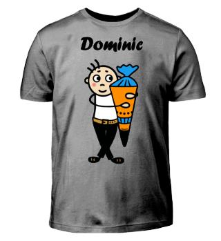 Dominic - Einschulung I-Dötzchen