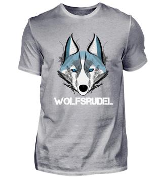 Wolfsrudel böse men woman geschenk