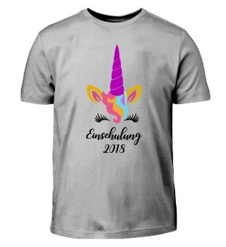 EINHORN - EINSCHULUNG 2018 #12.1