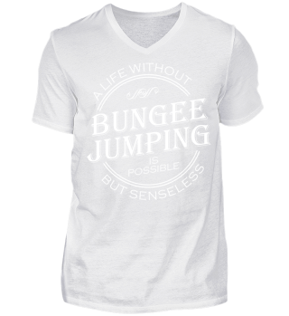 A life without BUNGEE JUMPING - Hoodie