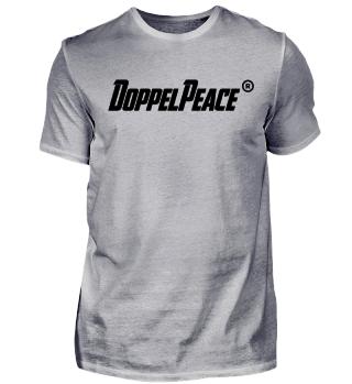 Doppelpeace - Weiß