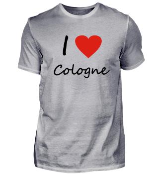 I love Cologne Köln