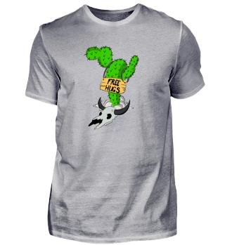 Kaktus umarmen