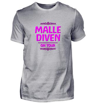 Malle Diven on Tour - Malediven