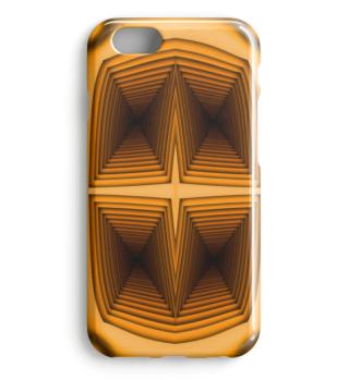 Modernes 3D Smartphone Muster 0189