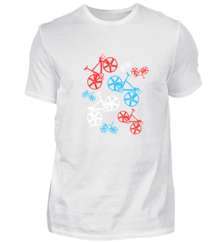 Fahrrad & Bahnradsport T-Shirt