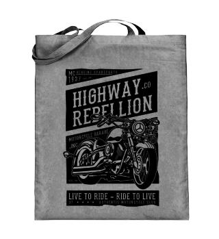 ☛ HIGHWAY REBELLION #1.2