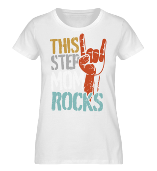 This Step Mom Rocks Vintage