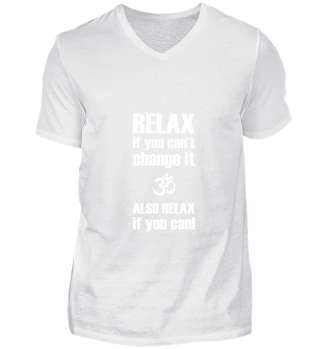 Relax In Any Case gift for Yoga Lovers
