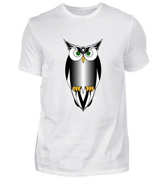 Eule - Owl Fan Shirt